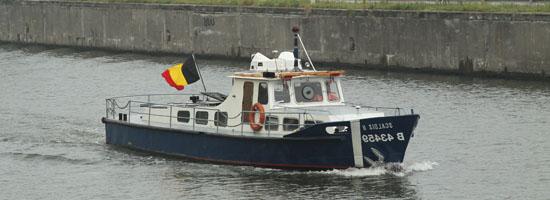 bateau de cartographie dynamique