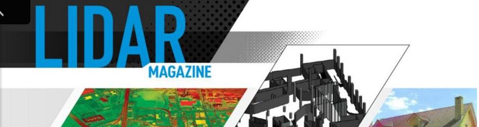 Artikel over 360° Beeldendatabank Vlaanderen in LiDAR Magazine