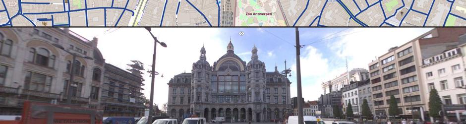 Gratis 360° Beeldendatabank Vlaanderen voor overheden!
